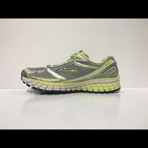 BROOKS GHOST 6 SZ 8.5 ATHLETIC RUNNING SHOES